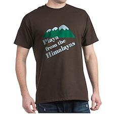 Playa from Himalaya T-Shirt