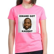 Kwame Kilpatrick Got Caught Tee