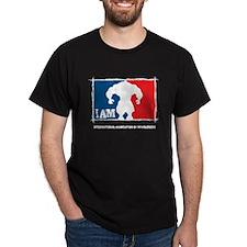 Int'l Assoc. Of MUSCLEHEDZ - T-Shirt
