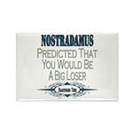 Nostradamus Rectangle Magnet (10 pack)