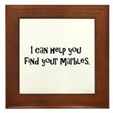 Funny Gifts for Psychiatrists Framed Tile