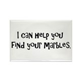 Funny Gifts for Psychiatrists Rectangle Magnet (10
