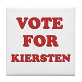 Vote for KIERSTEN Tile Coaster