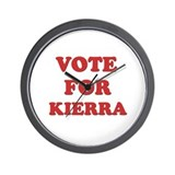 Vote for KIERRA Wall Clock