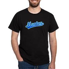 Retro Mentor (Blue) T-Shirt