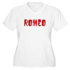 Romeo Faded (Red) T-Shirt