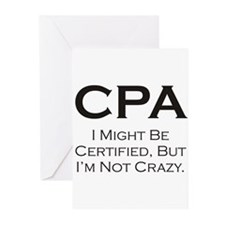 CPA #3 Greeting Cards (Pk of 20)