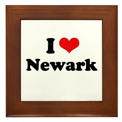 I love Newark Framed Tile