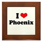I love Phoenix Framed Tile