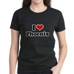 I love Phoenix Women's Dark T-Shirt