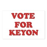 Vote for KEYON Postcards (Package of 8)