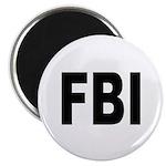 FBI Federal Bureau of Investigation Magnet
