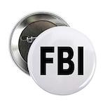 FBI Federal Bureau of Investigation Button