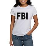FBI (Front) Women's T-Shirt
