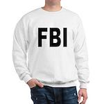 FBI Federal Bureau of Investigation Sweatshirt