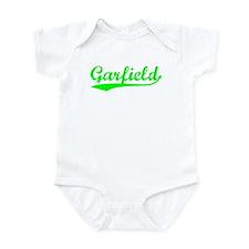 Vintage Garfield (Green) Infant Bodysuit