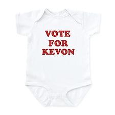 Vote for KEVON Infant Bodysuit
