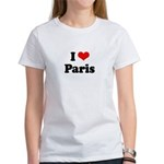I love Paris Women's T-Shirt