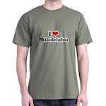 I love Philadelphia Dark T-Shirt