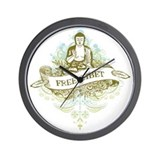Stylish Vintage Free Tibet Wall Clock