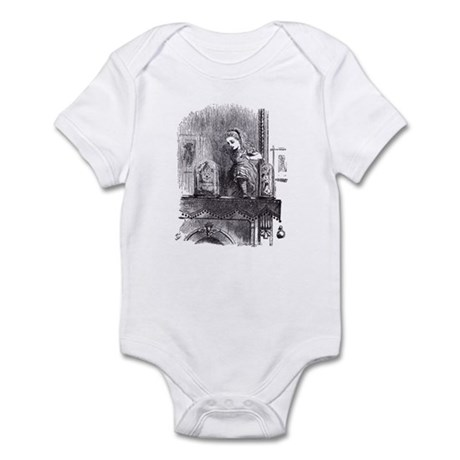 Looking Glass Back Infant Creeper