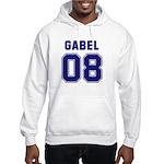 Gabel 08 Hooded Sweatshirt