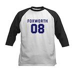 Foxworth 08 Kids Baseball Jersey