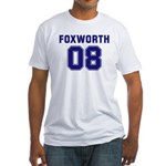 Foxworth 08 Fitted T-Shirt
