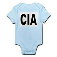 CIA Central Intelligence Agency Infant Creeper