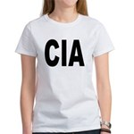 CIA Central Intelligence Agency Women's T-Shirt