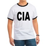 CIA Central Intelligency Agency (Front) Ringer T