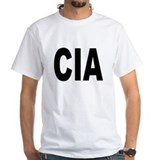 CIA Central Intelligency Agency (Front) Shirt