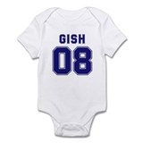 Gish 08 Infant Bodysuit