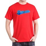 Retro Henson (Blue) T-Shirt