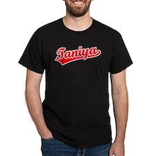 Retro Taniya (Red) T-Shirt