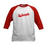 Retro St Joseph (Red) Tee
