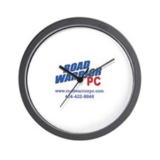 Road Warrior PC Wall Clock