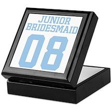 Junior Bridesmaid 08 Keepsake Box