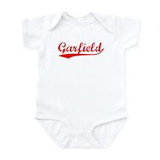 Vintage Garfield (Red) Infant Bodysuit