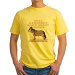 Real Ranchers Yellow T-Shirt