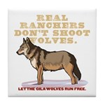 Real Ranchers Tile Coaster