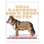 Real Ranchers Small Poster