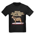 Real Ranchers Kids Dark T-Shirt