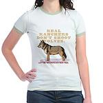 Real Ranchers Jr. Ringer T-Shirt