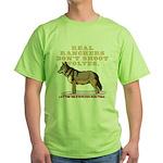 Real Ranchers Green T-Shirt