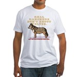 Real Ranchers Fitted T-Shirt