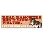 Real Ranchers Bumper Sticker