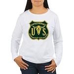 US Cattle Service Women's Long Sleeve T-Shirt