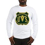 US Cattle Service Long Sleeve T-Shirt