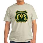 US Cattle Service Light T-Shirt